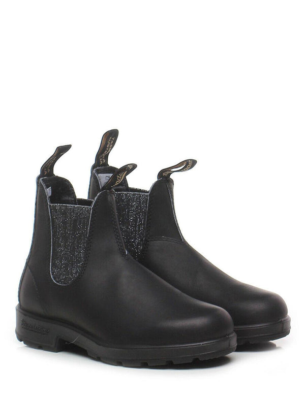 Stivaletti Boot 2032 BLACK LEATHER Nero