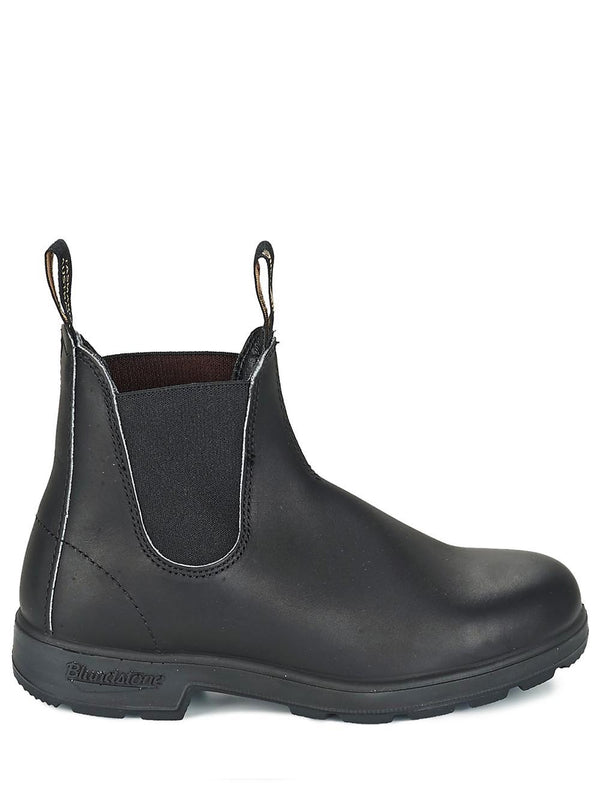Stivaletti Boot 510 BLACK LEATHER Nero