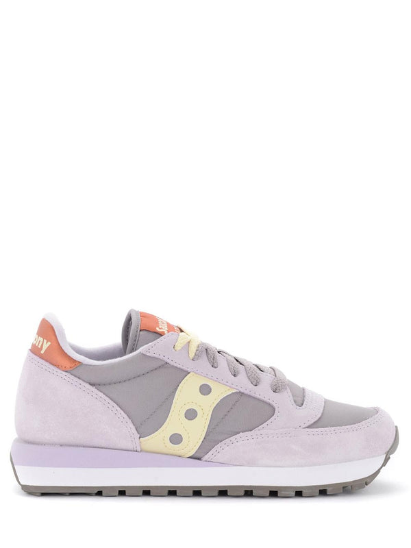 Sneakers JAZZ S1044 Viola/Giallo