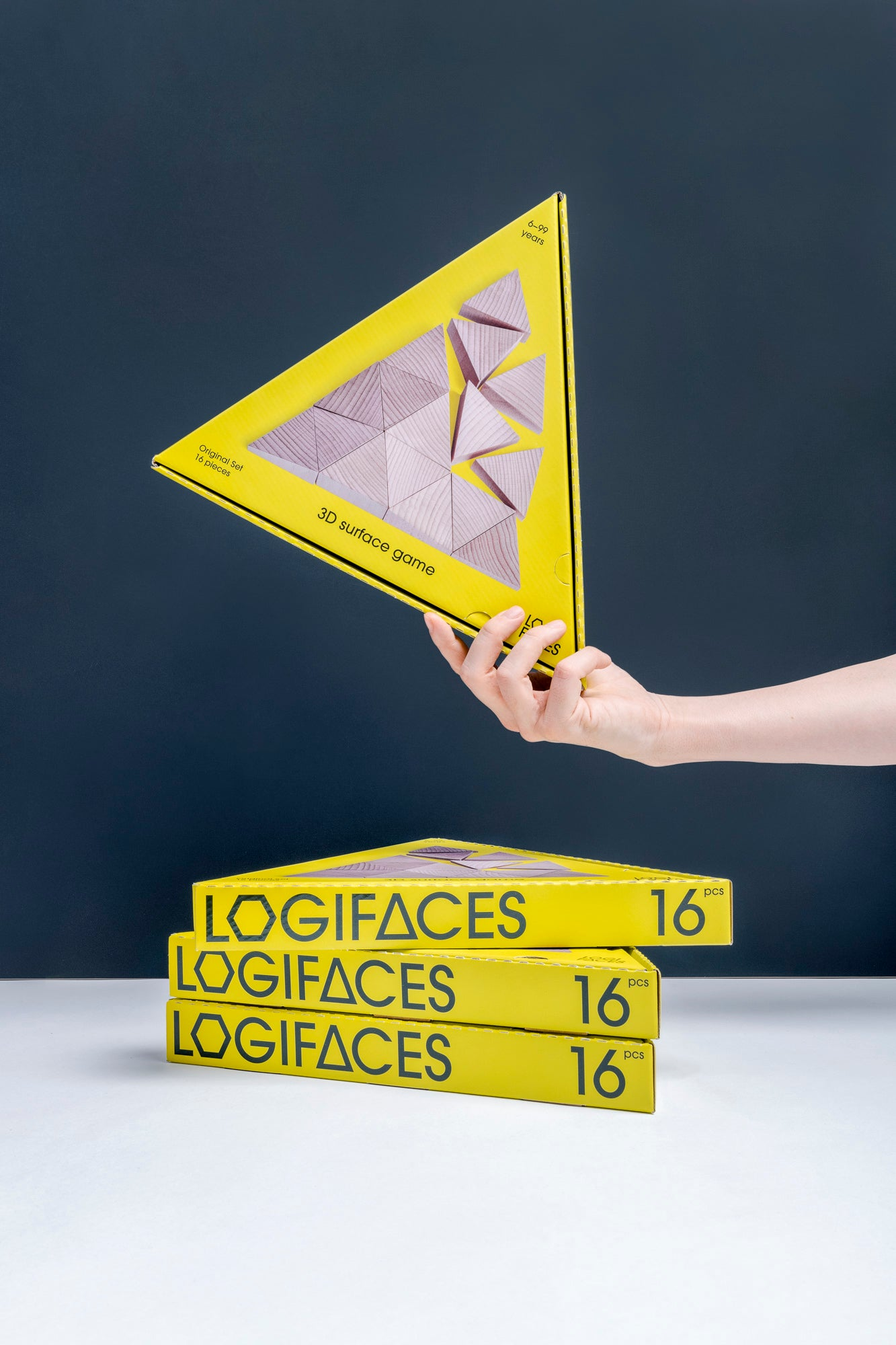LOGIFACES boxes