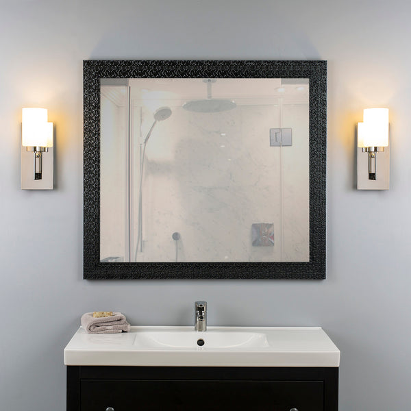 Brio Wall Sconce w/ Frosted Glass Shade