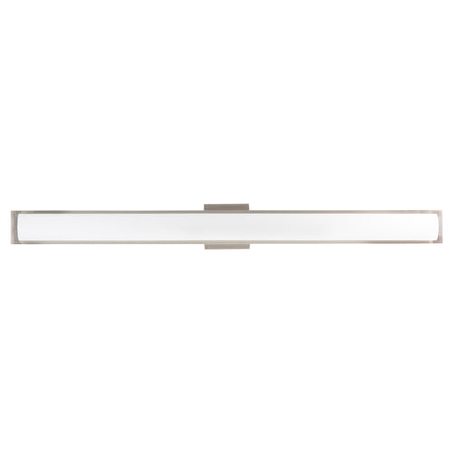 Portico 42 inch LED Bathroom Vanity Light, Integrated LED Light Strip