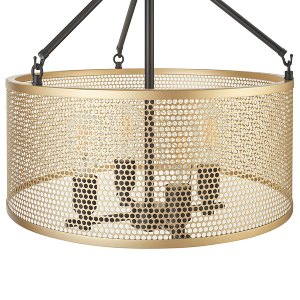 Gianna Chandelier Hanging Light with LED Bulbs
