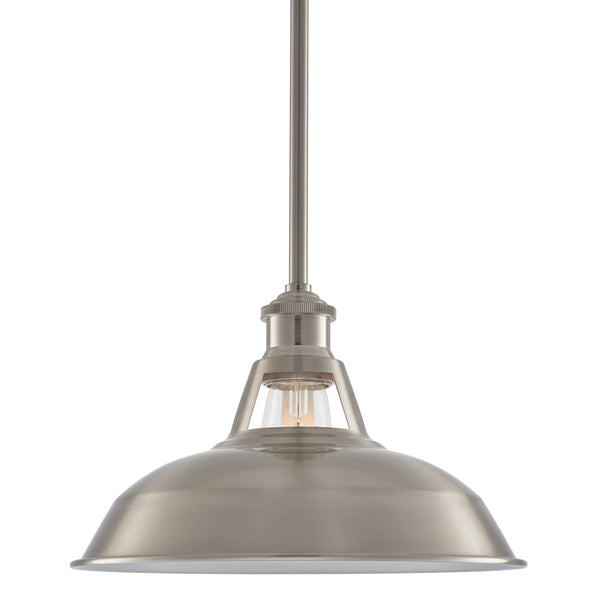 Olivera 10.5 inch Pendant Light with LED Bulb