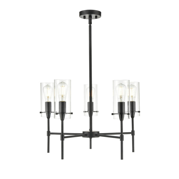 Effimero 5 Light Pendant Chandelier