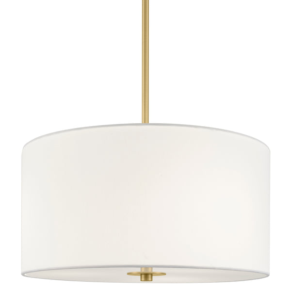 Estaso Drum Pendant Light