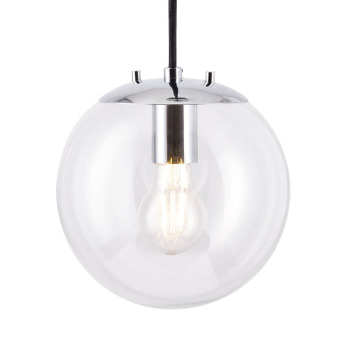 Sferra LED Industrial Kitchen Pendant Light - REPLACEMENT GLASS
