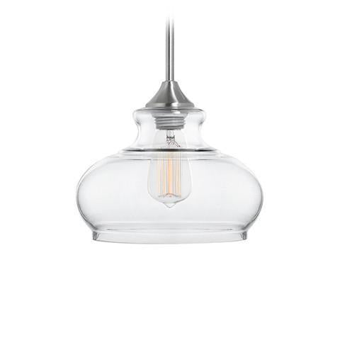 Ariella Ovale Pendant Light - REPLACEMENT GLASS
