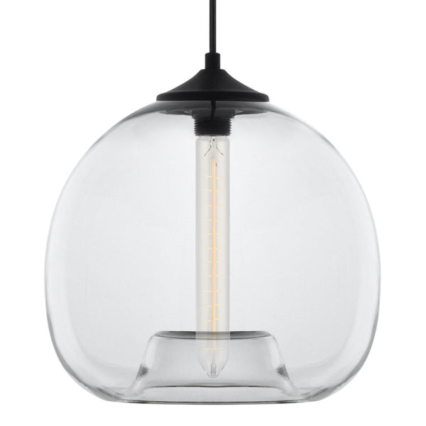 Ori Clear Glass Pendant Lamp