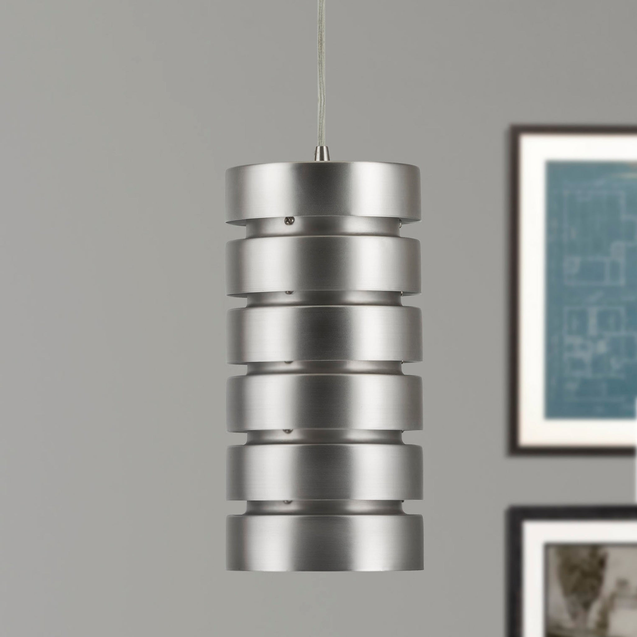 Macchione Large Metal Modern Pendant Light Amp Linea