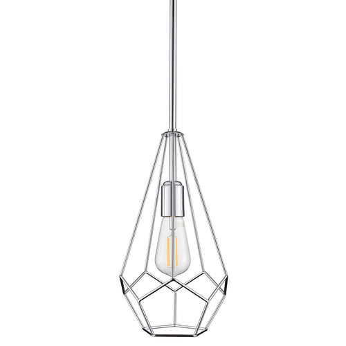Aliria Pendant Light with LED Bulb