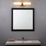 Perpetua 22 inch LED Bathroom Vanity Light, Integrated LED Light Strip with Caps