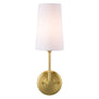 Forma Wall Sconce w/ Fabric Shade