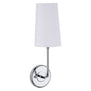 Forma Wall Sconce w/Fabric Shade