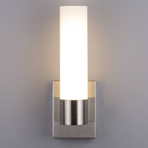 Perpetua Led Vanity Sconce Fixture 15 5w Dimmable Warm