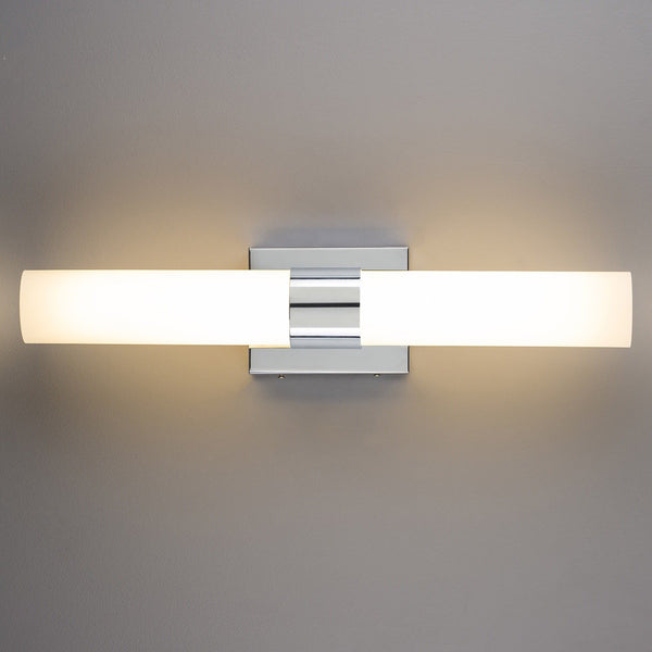 Perpetua 22 inch LED Bathroom Vanity Light, Integrated LED Light Strip