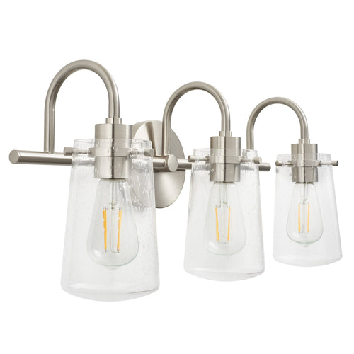 Lentia Three Light Wall Sconce