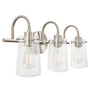 Arezzana Three Light Wall Sconce