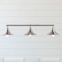 Andante 3 Light Kitchen Island Light