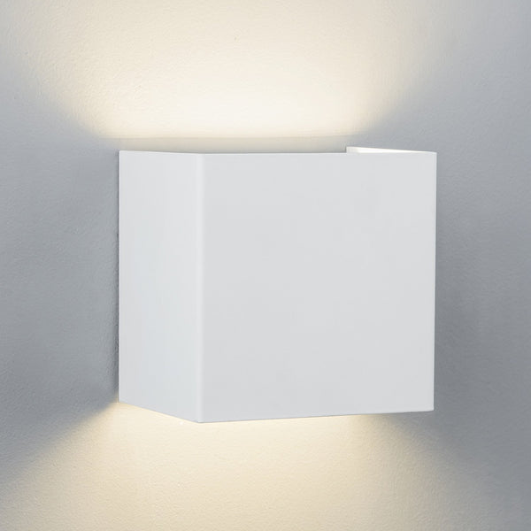 Cubo LED Integrated Wall Sconce 8.8W 3000K Soft White Light UL listed Indoor Mounted Fixture