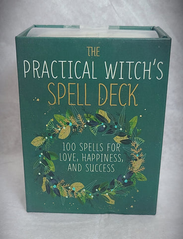 Practical Witchs Spell Cards