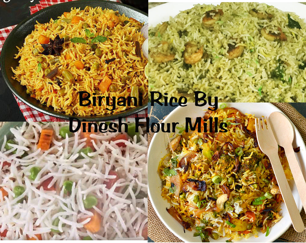 Best Biryani Rice By Dinesh Flour Mills