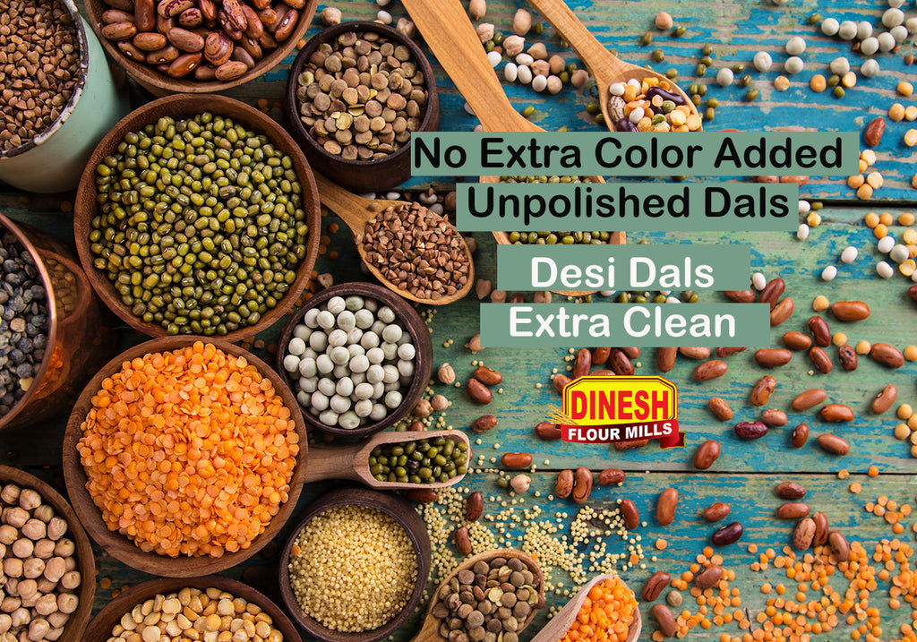 Benefits of Dals and Pulses by Dinesh Flour Mills