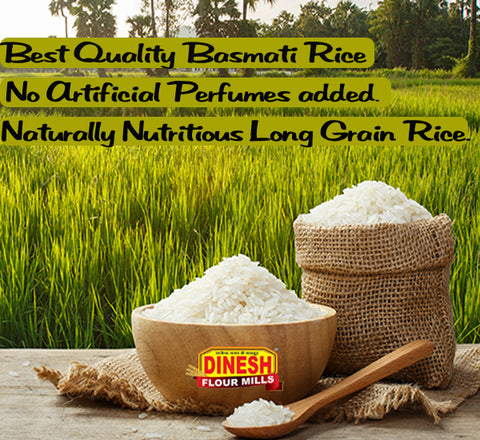 Best Quality Basmati Rice - Value For Money