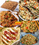 BROWN RICE (Rice with Health)-1Kg