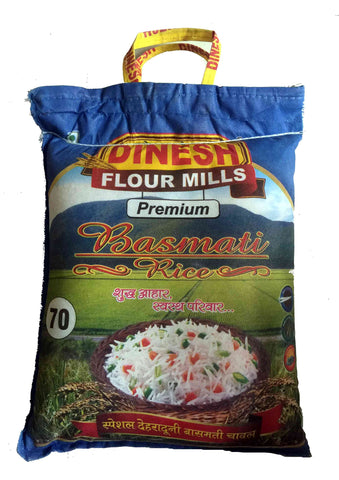Long Grain Premium Supreme Basmati Rice 5 Kg