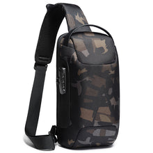 Load image into Gallery viewer, WATER RESISTANT CROSS BODY BAG