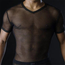 Load image into Gallery viewer, MESH T-SHIRT