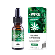 Load image into Gallery viewer, CBD HEMP OIL DROPS FOR PAIN RELIEF