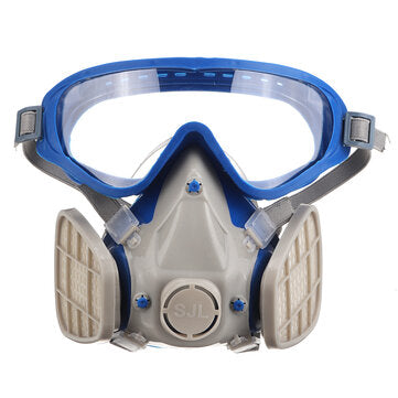 MASK AND GOGGLES