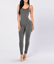Load image into Gallery viewer, SKINTIGHT FULLBODY SLEEVELESS SUIT
