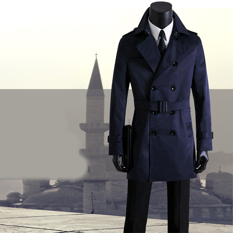 BUSINESS TRENCH COAT