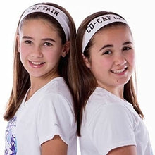 Load image into Gallery viewer, Design Your Own Cotton Stretch Headband with Your Custom VINYL Text - Quantity Discounts