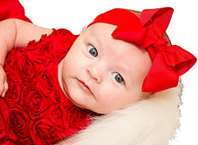 Load image into Gallery viewer, Grosgrain Bow Baby Headband