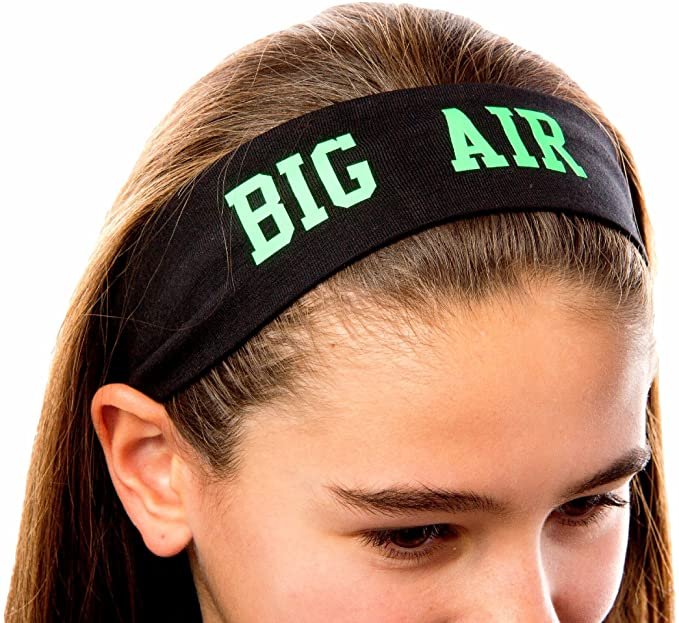 Design Your Own Cotton Stretch Headband with Your Custom VINYL Text - Quantity Discounts