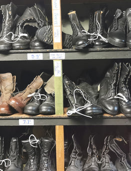 Our Boot Department
