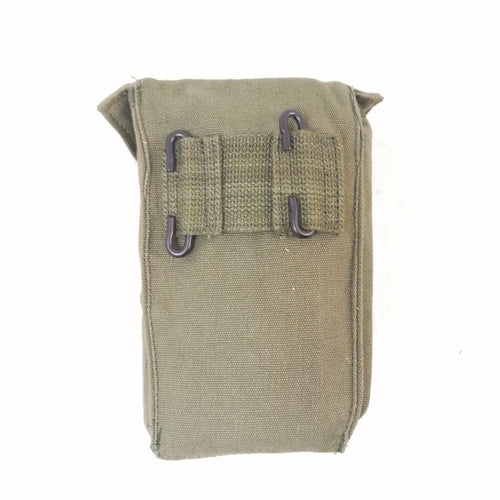 British-style '58-pattern Water Bottle Pouch. New. Olive Green.