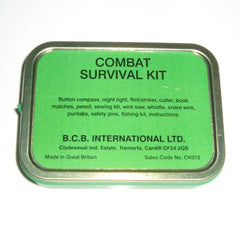 Survival: Combat Survival Kit. New. Generic.