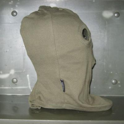 SAS-styled Pro Balaclava in Cotton. Olive Green.