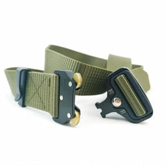 Belts: Recon Belt. New. Olive Green.