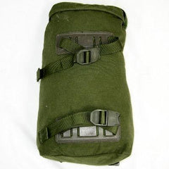 British Berghaus Military Side Pouch. Used / Graded. Olive Green.