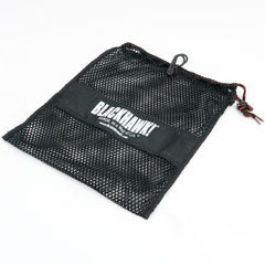Storage Bags: Mesh Ditty Bag. Blackhawk. New. Black.