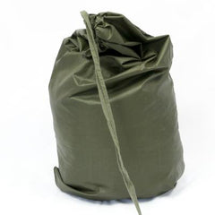Dry Kit: Insertion Sack. Sil-Nylon. Small. Used/Graded / New. British. Olive Green.