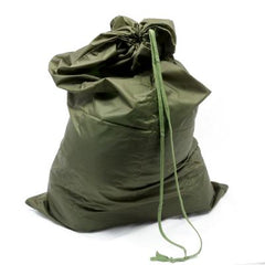 Dry Kit: Insertion Sack. Sil-Nylon. Large. Used/Graded / New. British. Olive Green.