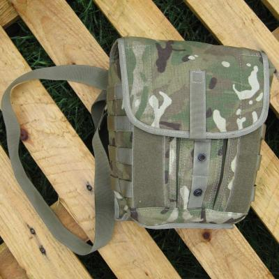 British GSR Field Pack Haversack. Used / Graded. M-T.P.