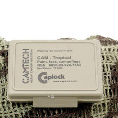 Camtech Cam Cream Compact. Tropical.